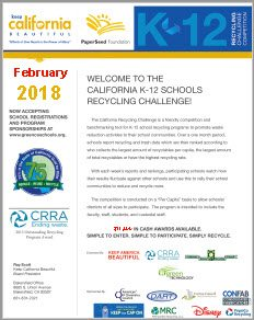 K-12 Recycling Challenge